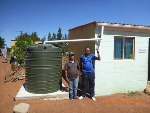 Rainwater Havert tanks 2
