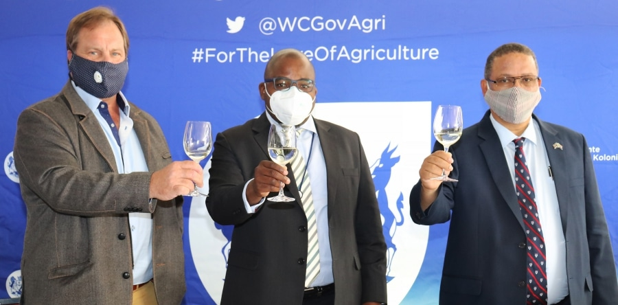 WCDoA SUPPORTS WINE TOURISM